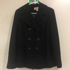 Michael Kors women's Blazer/coat in Black large